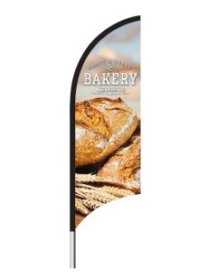 "Beachflag ""Bakery"""